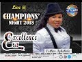 Esther Igbekele Performing Live @ Egc Youth Champions Night @ 10