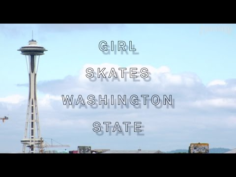 GIRL SKATES WASHINGTON STATE