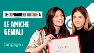 Gaia e Margherita, Amica Geniale, fidanzate, Instagram: le risposte alle domande di Google