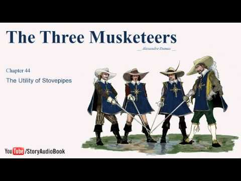 The Three Musketeers by Alexandre Dumas - Chapter 44: The Utility of Stovepipes