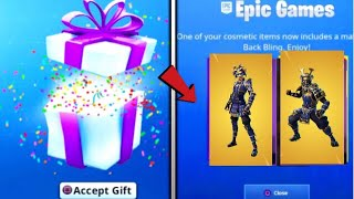HOW TO GET THE NEW SKINS MUSHA AND HIME FOR FREE FORTNITE