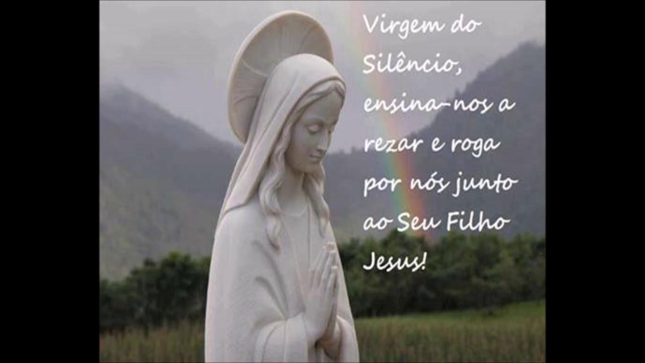 Falas Do Silêncio: Oração A Nossa Senhora Do Silencio
