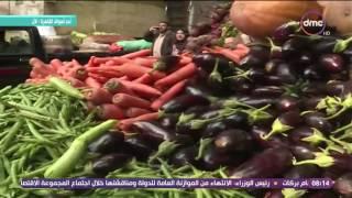 8 الصبح - من داخل سوق سليمان جوهر ... تعرف على أسعار الخضروات والفاكهة اليوم