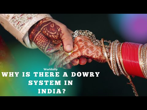 Download Dowry | Dowry in India | History, and origin of Dowry System | Dowry System in India | Worldsity