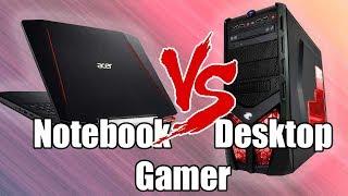 Notebook vs PC Gamer: vale a pena comprar um notebook pra jogar?