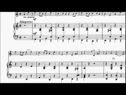 Suzuki Violin Book 2 No.10 Lully Gavotte Sheet Music - YouTube