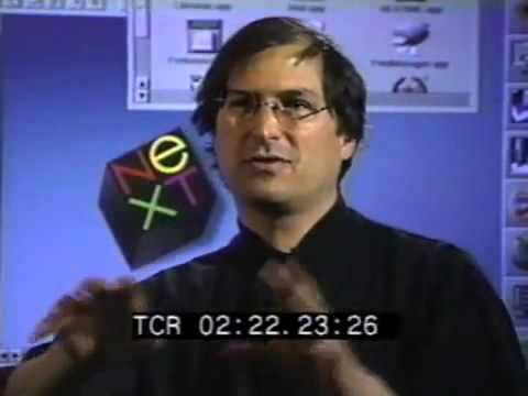 Steve Jobs - Interview 1995 [Unabridged, Full Length]