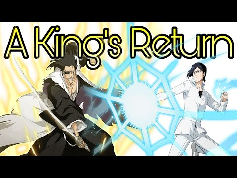 KENPACHI'S RESURRECTION!!! HE'S BACK... AND URYU... BLEACH BRAVE SOULS NEWS