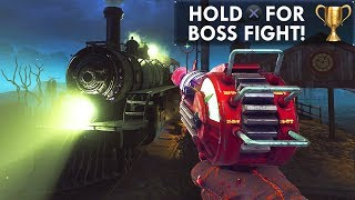 the best custom zombies map wanted easter egg boss fight cod custom zombies