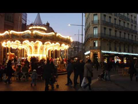 2014-Christmas Lights in Toulouse [France]