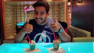 Flavourful Gelatos | Gelatissimo @ Jubilee Hills | Shot on OnePlus 7 Pro | Wandering Life