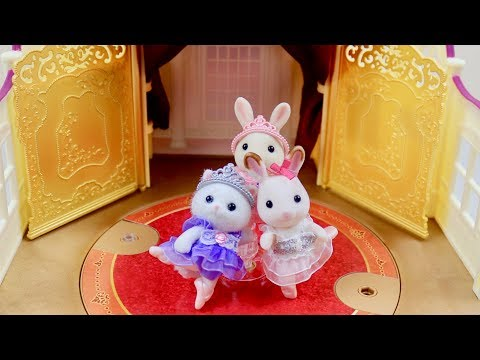 Sylvaninan Families Ballet Theatre Unboxing Review Imagination Play Little Dolls Stage show