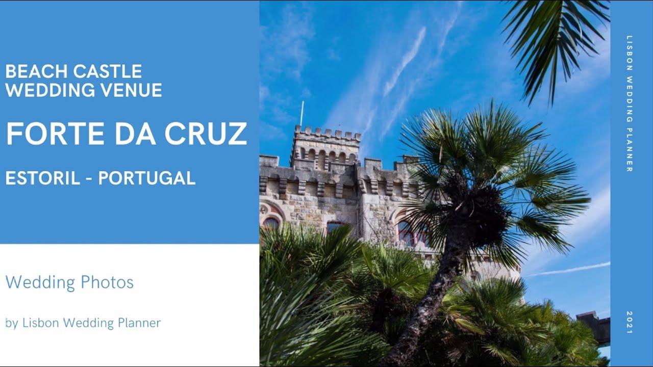Forte da Cruz Beach Castle Wedding Venue - Wedding Photos by Lisbon Wedding Planner