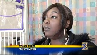 Battle Creek mother talks to Newschannel 3 after son shot in