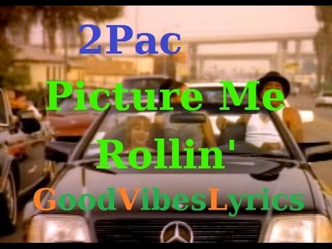 2pac picture me rollin mp3