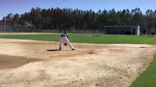 Ty andrews Class of 2017 Baseball Prospect