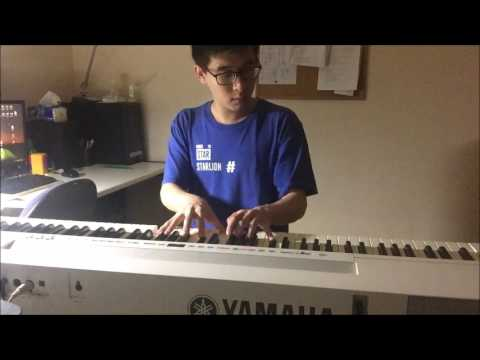 Blue Bossa (Electric piano ver.) - Hope you like my rendition of Blue Bossa.