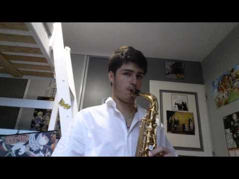 Gray Saxophone Fairy Tail Thème