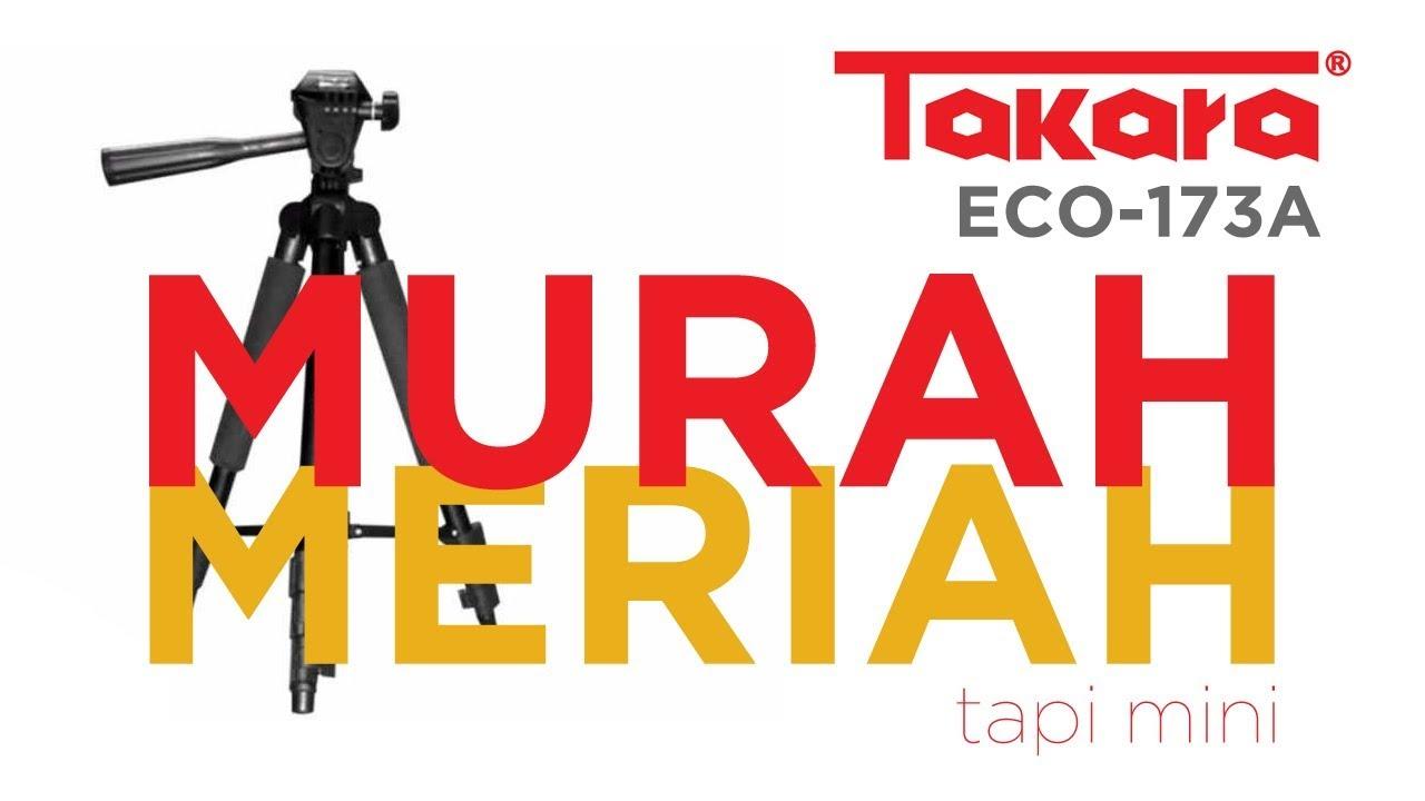 Unboxing Tripod Takara Eco 173a Youtube