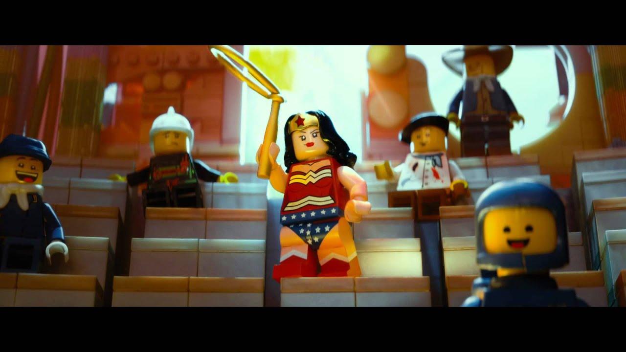 Лего Фильм (The Lego Movie) — дублированный трейлер