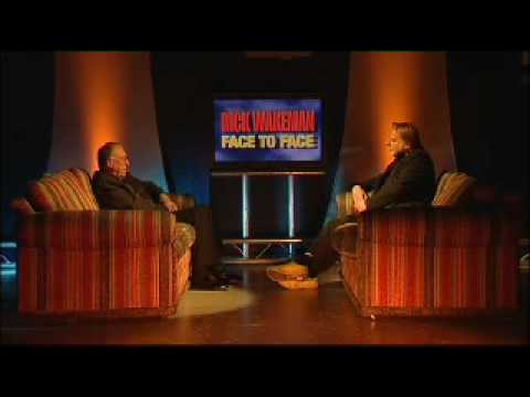 Face To Face: Chris Barber With Rick Wakeman