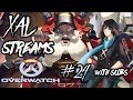 FRIENDLY NEIGHBOURHOOD TORBJORN MAIN - Xal streams Overwatch #24 with subs