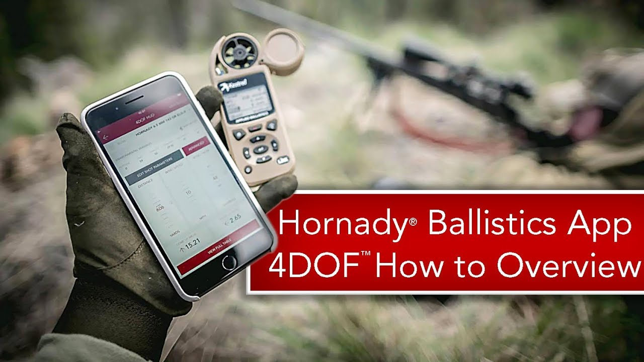 Hornady 4DOF users - how are you liking this? | Sniper's