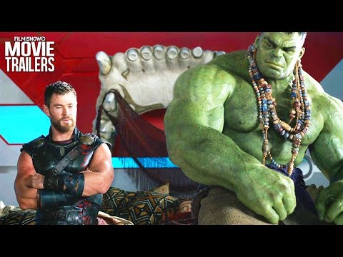 THOR RAGNAROK | The Hulk speaks in the NEW hilarious Trailer!