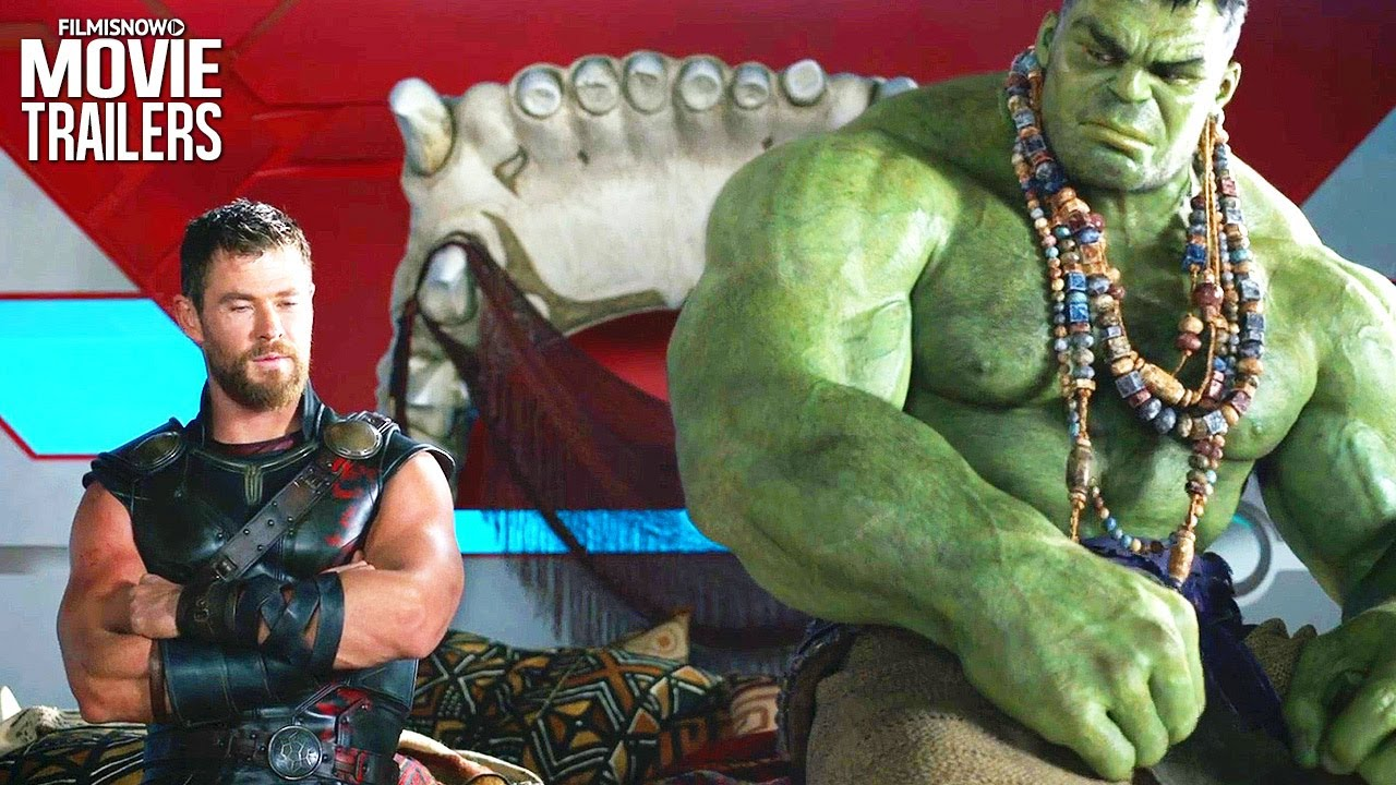 Thor Ragnarok The Hulk Speaks In The New Hilarious