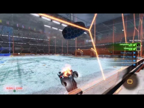 lifesewing's Live PS4 Broadcast: Rocket League!!