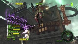 Anarchy Reigns (PS3) - Co-op Multiplayer Gameplay 2018