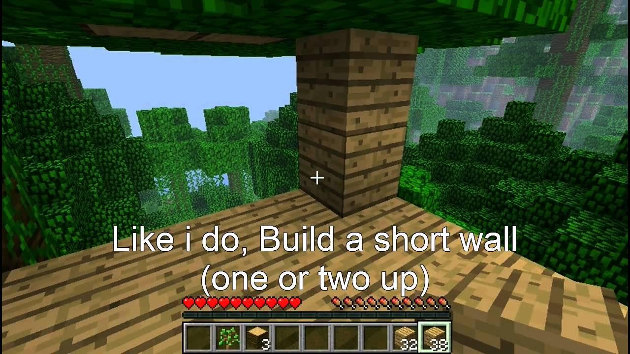 Cool Minecraft Bases – Fondos de Pantalla