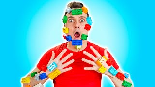 Lego Hands story and more pretend play storyes for kids | A collection by Fursiki show