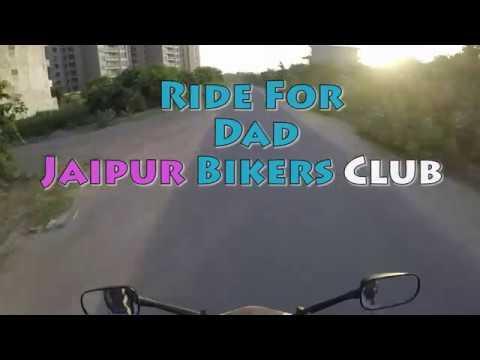 Jaipur Bikers Club | Ride for Dad | Hemant Mishra