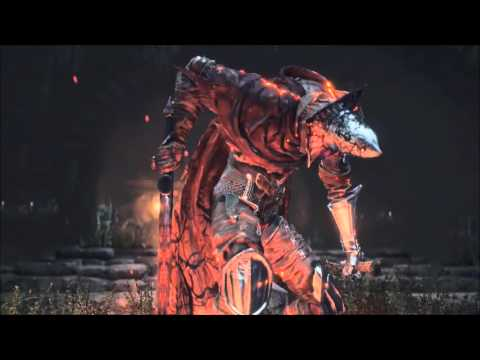 Dark souls 3 the abyss watchers youtube - Watchers dark souls 3 ...