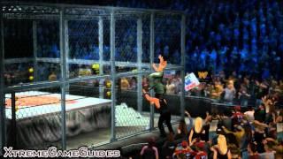 WWE 12 Hero Ending