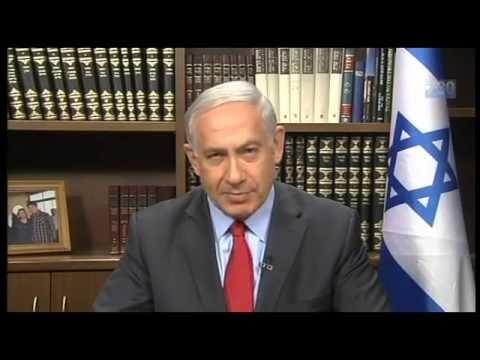 'We want to make peace' with Palestinians says Israeli PM Benjamin Netanyahu