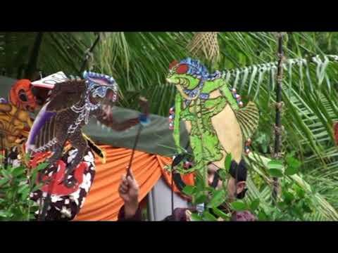 Wayang Serangga - Pilkada Damai Bawaslu Jateng