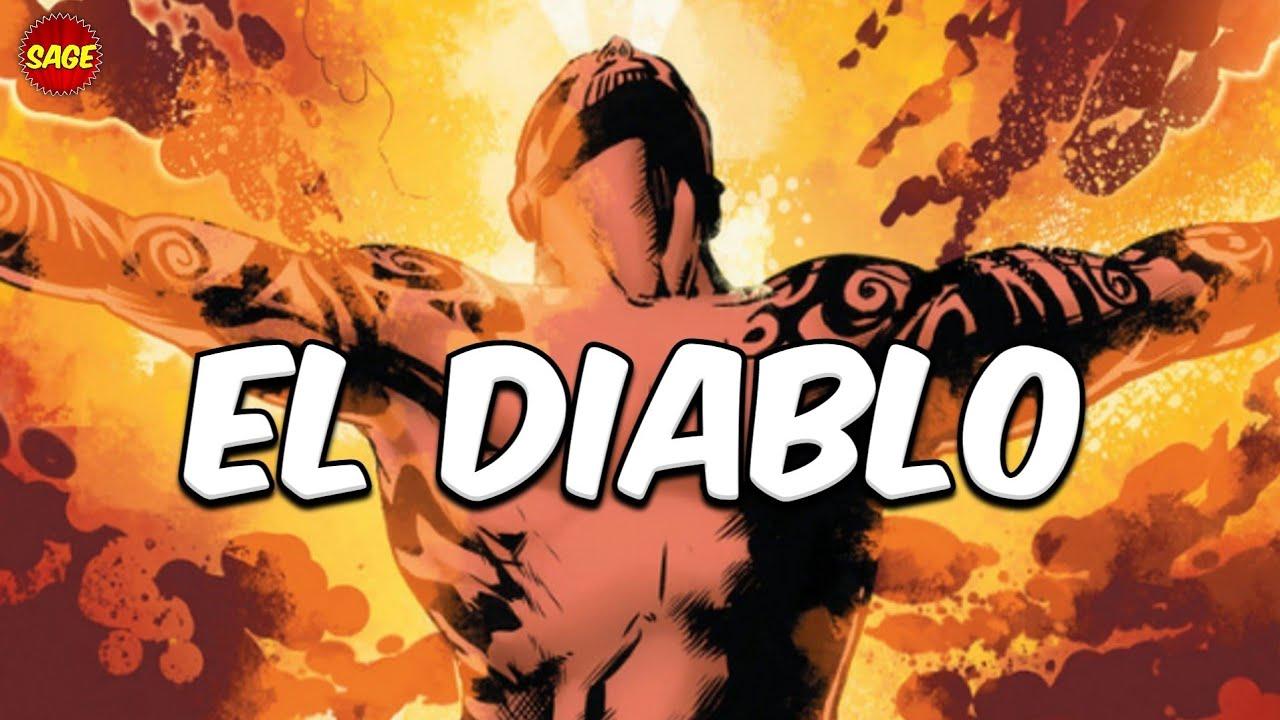 Who is DC Comics' El Diablo? Burning with Vengeance.