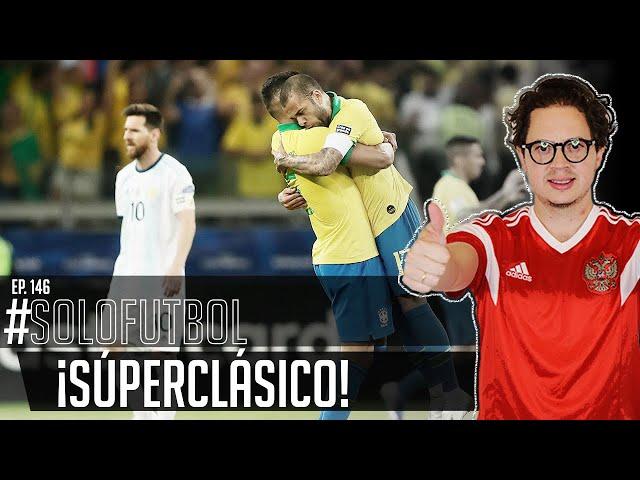 ¡HABRÁ CLÁSICO SUDAMERICANO: ARGENTINA VS BRASIL! ¡MÉXICO VA POR PASE A LA FINAL DEL MUNDIAL SUB 17!