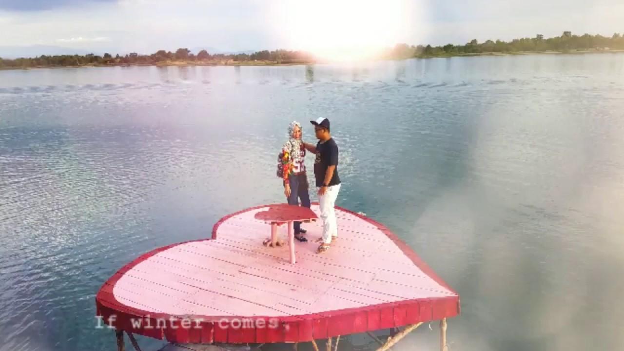 Vlogquin Danau Cermin Kalimantan Selatan Youtube