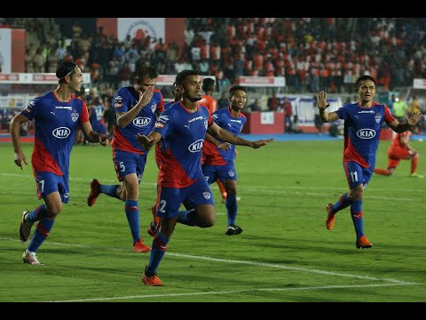 The Top 19 Goals From 2019 | Hero ISL