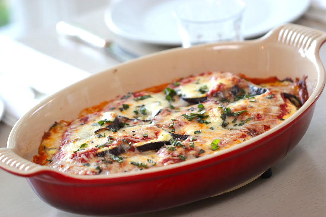 Beth's Eggplant Lasagna Recipe| ENTERTAINING WITH BETH ...