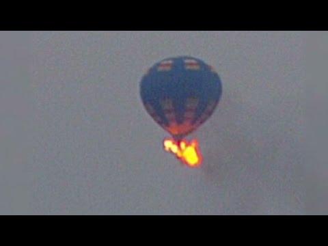 Deadliest hot air balloon crashes