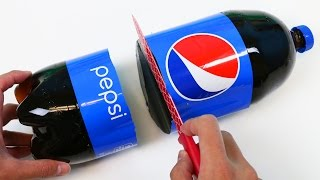 How to Make a HUGE TWO LITER Gummy Pepsi Cola Bottle! thumbnail