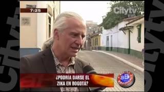 ¿Zika en Bogotá?   CityTv   Arriba Bogotá   Enero 28