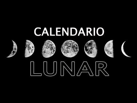 Calendario lunar y su influencia en la mujer