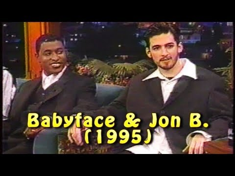 Babyface & Jon B. Interview & Performs