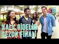 """TRT 1'DE BUGÜN -Kalk Gidelim""""Sezon Finali Veda"""" Röportajları"""