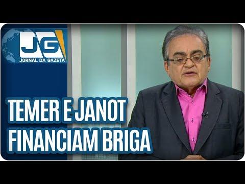José Nêumanne Pinto / Temer e Janot financiam briga pessoal com dinheiro público